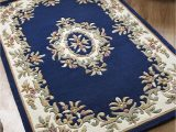 Royal Blue oriental Rug Royal Rug by oriental Weavers Colour Blue
