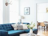 Rug for Blue Couch 23 Colorful sofas to Break the Monotony In Your Living Room