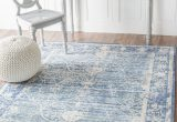 Rug White and Blue A Fabulous Blue and White Rug From One Of Rugs Usa S New