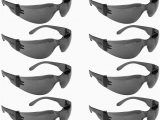 Rugged Blue Diablo Safety Glasses Malta Dynamics Tinted Safety Glasses E Size Anti Scratch Impact Resistance 12 Pack Ansi Pliant