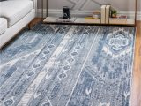 Rugs Blue and Gray Blue Gray 5 X 8 oregon Rug