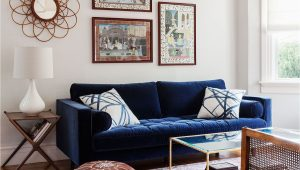 Rugs for Blue sofa Blue Velvet sofa Leopard Settee and Mostly Pink Rug