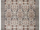 "Rust and Gray area Rug Colette Tribal Rust Gray area Rug 5 3""x7 7"""