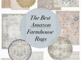 Rustic area Rugs for Dining Room the Best Farmhouse Rugs On Amazon & Tips for Finding the