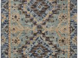 Rustic area Rugs for Sale Safavieh aspen Apn504a Blue Beige area Rug