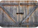 Rustic Farmhouse Bathroom Rugs Amazon Com Bath Mat Rug Rustic Barn Door Wooden Barnwood