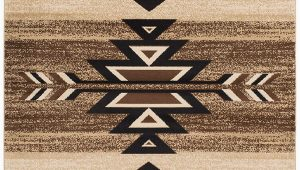 "Rustic Lodge Style area Rugs 2 3 X7 7 Rustic Lodge southwestern 2×8 area Rug 2 3""x7"
