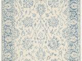 Safavieh Blossom Blue area Rug Safavieh Blossom Blm351a Ivory Blue area Rug