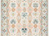 Safavieh Blue and Ivory Rug Safavieh aspen Apn310a Ivory and Blue area Rug