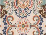 Safavieh Blue Wool Rug Rug Bel118a Bella area Rugs by Safavieh