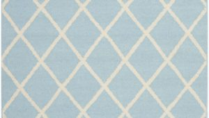 Safavieh Dhurries Light Blue Ivory Rug Safavieh Dhurries Dhu565b Light Blue Ivory area Rug