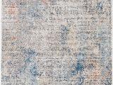 Safavieh Dream Rug Grey Blue Safavieh Drm426f 24 Dream Collection Drm426f Grey and Blue 26 X 4 area Rug