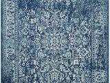 Safavieh Evoke Blue Ivory Rug Safavieh Evoke Evk 256 Rugs