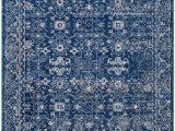 Safavieh Evoke Ivory Blue Rug Safavieh Evoke Evk270a Navy Ivory area Rug