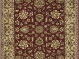 Safavieh Stratford Collection Wool area Rug Safavieh Strc463a 5 Rug 5 X 7 Red Beige Amazon Home