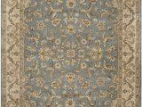 Safavieh Stratford Collection Wool area Rug Stratford Str607 Hand Tufted Rug – English Elm