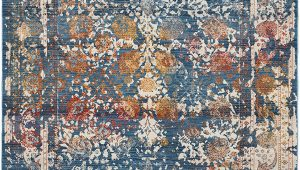 Safavieh Vintage Persian Blue Multi Distressed Rug Safavieh Vintage Persian Collection Vtp409k area Rug 6 X 9 Turquoise Multi