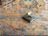 Safavieh Vintage Persian Blue Multi Distressed Rug Safavieh Vintage Persian Vtp435b Blue Multi