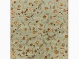 Sage Green and Beige area Rugs 9 X 13 Galgota Sage Green and Beige New Zealand Wool