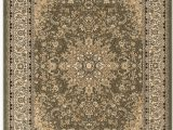 Sage Green and Brown area Rug Arison High End Ultra Dense Thick Woven Sage Green area Rug