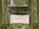 Sage Green Bath Rug Sets 22 Piece Bath Accessory Set Sage Green Bath Rug Set Shower
