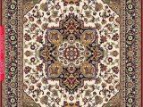 Sam S Club area Rugs 9×12 Teppich orientalisch 200×300 Cm Bunt Wolle