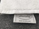 Savile Row by Christy Bath Rug Christy towels