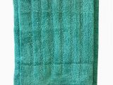 Seafoam Green Bathroom Rug Sets 2 Piece Cotton Bath Rug Set Bathroom Mat Ultra Absorbent Machine Washable