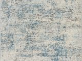 Sebbie Sky Blue Aqua area Rug Hawkesbury Mon Power Loom Teal Cream Rug
