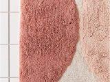 Semi Circle Bath Rug Semicircle Vista Bath Mat