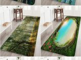 Seventh Avenue Com area Rugs Pictures Rosegal forest River Pattern Water Absorption area Rug Home