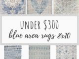 Shades Of Blue Rug Blue area Rugs 8×10 for Under $300 Hello Central Avenue