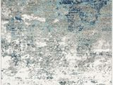 Shades Of Blue Rug Jsp107g Color Gray Blue Size 8 X 10