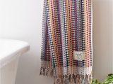 Shique Turkish Bath Rug Collection Rainbow Bath towel