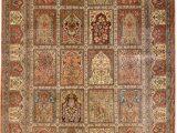 Silk area Rugs for Sale 6 X4 Qum Pure Silk Hamdan area Rug Carpet Tree Of Life oriental Hand Knotted