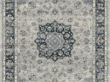 Silver Blue area Rugs Dynamic Rugs Ancient Garden 57559 9686 Silver Blue area Rug