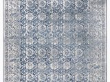 Slate Blue Bath Rugs Gareth Wool Cotton Slate Blue area Rug