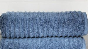 Slate Blue Bath Rugs Melange Home