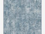 Slate Blue Bath Rugs Ruggable Washable Rug Cover & Pad