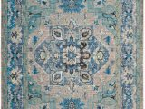 Small Blue area Rugs Claremont Blue Light Gray area Rug
