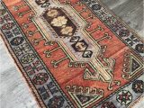 Small oriental Rug for Bathroom oriental Small Rug Turkish Small Rug Anatolian Small Rug