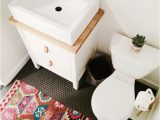 Small Round Bath Rug Trend Alert Persian Rugs In the Bathroom