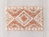 Small Round Bath Rugs Sienna Kilim Bath Mat