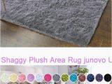 Soft and Plush area Rugs Shaggy Plush area Rug Junovo Ultra soft area Rugs 4 X 5 3ft