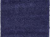 Solid Blue Runner Rug 2 2 X 6 7 solid Frieze Runner Rug