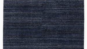 Solid Blue Runner Rug origin Hand Knotted solid Dark Blue Runner Rug 3×12