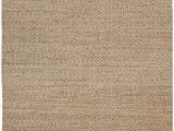 Solid Color area Rugs Lowes Safavieh Cape Cod solid Rug 4 X 6 Jute Beige