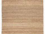 Solid Color Textured area Rugs Giraldo solid Handmade Dhurrie Tan area Rug