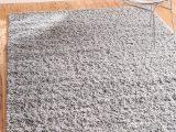 Solid Grey area Rug 8×10 Cloud Gray 8 X 10 solid Shag Rug area Rugs