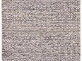 Solid Light Grey area Rug Calista Natural solid Blue Light Gray area Rug 2 X3